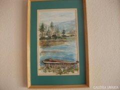 SALLY- Akvarell kép-2005 !