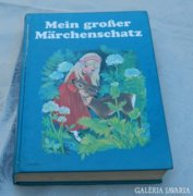 Mein Grosser Marchenschatz - német mesekönyv