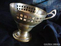 Abszolut bécsi SZECESSZIÓS gyüjtői pohár WIENER