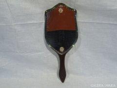 4151 I1 Antik metszett üveges piperetükör