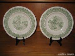 Zöld tányér