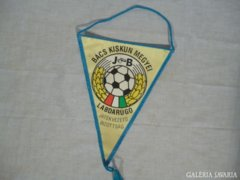 4539 C0 Régi BÁCS KISKUN MEGYEI játékvezető zászló