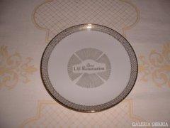 BAVARIA  tányér