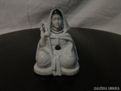 3849 Régi lillafüredi porcelán emlék mécsestartó