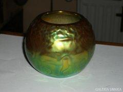 Zsolnay eozin kicsi váza