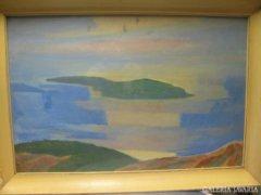 Szervánszky Jenő festménye !