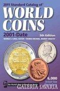 World Coin érmekatalógus 2001-2011.