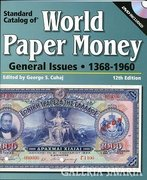 World Paper Money katalógus 1368-1960.