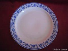Zsolnay desszertes tányér