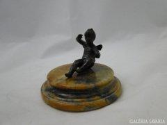 6096 Antik ón angyal figura