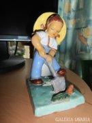 Gyarmathy kerámia figura ritkaság