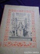 Kuriózum! 1883-as kézimunka albumok
