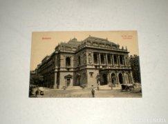 Régi képeslap - Opera