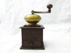 7317 Antik réz kávédaráló 22 cm