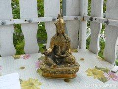 Sárgaréz indiai szobor (20cm) Alkudható!