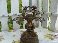Sárgaréz indiai szobor (24cm) Alkudható!