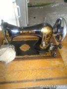 Régi varrógép
