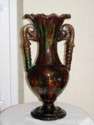 Mezőtúri nagy váza, 30 cm magas