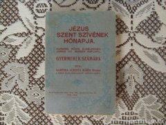 Jézus szent szívének hónapja 1918.