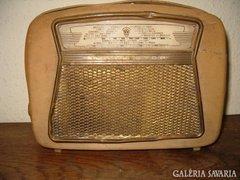 Orion Transistor Rádió Táskarádió