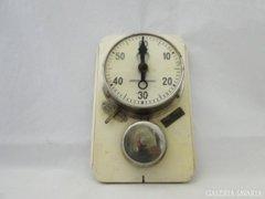 8110 Antik laboratóriumi HANAU óra jelzőóra