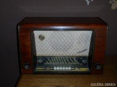 Telefunken Concertino 1953-as rádió működik!