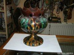 Mezőtúri kerámia váza
