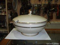 Rosenthal porcelán levesestál