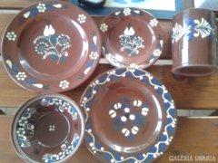 Kerámia fali tányérok!