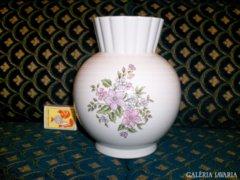 Zsolnay váza - 18 cm magas