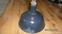 Retro ipari csarnok lámpa