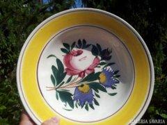 Antik Szakmáry tányér