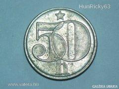 50 Haller - Csehszlovákia - 1978.