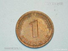 1 Pfennig (G) - Németország - 1990.