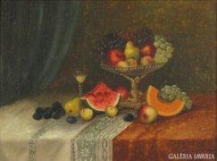 Mesterházy Dénes : Gyümölcsök
