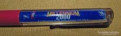 Angol millennium golyóstoll 2000-ből