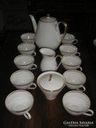 Bavaria porcelán teáskészlet