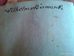 Voltaire (Wilhelm von Bismarck tulajdona) 2