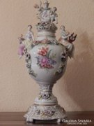 Impozáns figurális váza