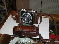 Pompur típusú redőnyös fényképezőgép