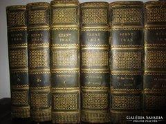 BIBLIA KÁLDI GYÖRGY 1834 Pozsony 6 kötetes SZENT ÍRÁS