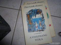 Már tudok olvasni! sorozat 3 könyve