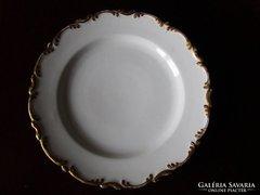 SZECESSZIÓS porcelán kináló aranypzott BÉCS 1908