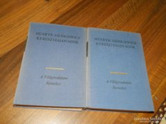 Világirodalom Remekei : Henryk Sienkiewicz: Kereszteslovagok