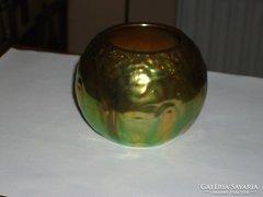 Zsolnay eozin váza