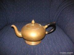 Réz antik teáskanna