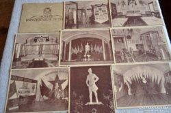 1949-es kiadású katonai jellegű képeslapok