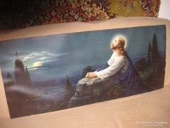 Krisztus az Olajfák hegyén nyomat