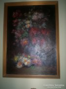 Régi festmény Erdei szignóval