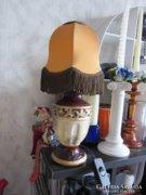Nagyon szép kis barokkos lámpa választható ernyővel